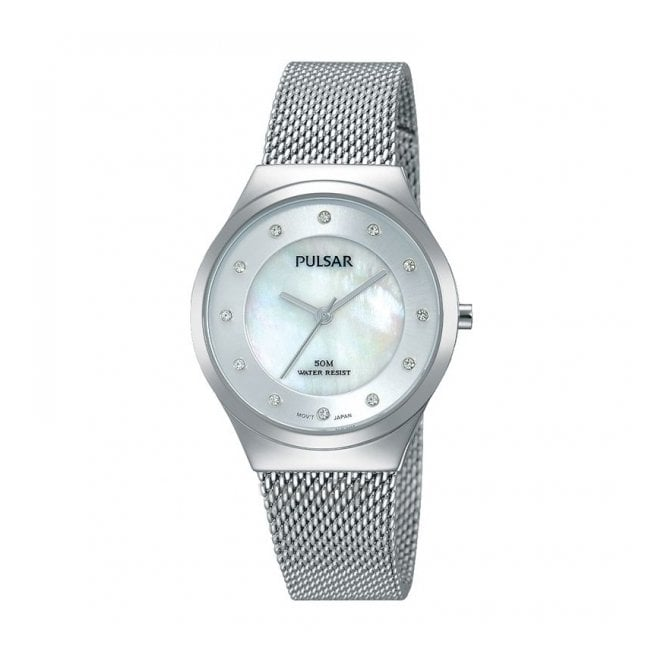 Pulsar Ladies' Stainless Steel Watch PH8131X1