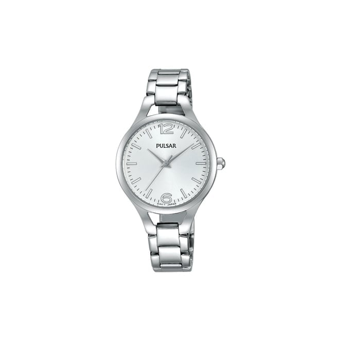 Pulsar Ladies' Stainless Steel Watch PH8183X1