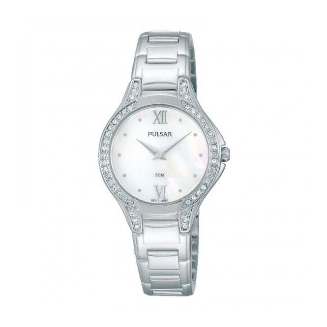Pulsar Ladies' Stainless Steel Watch PM2173X1