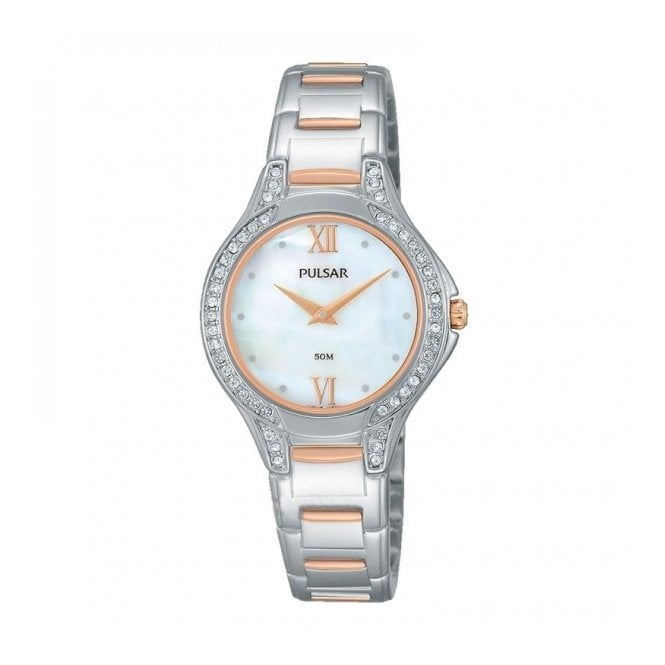 Pulsar Ladies' Stainless Steel Watch PM2175X1