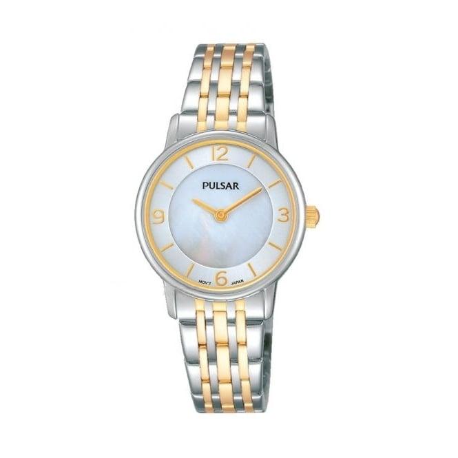 Pulsar Ladies' Stainless Steel Watch PRW027X1