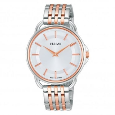 Ladies' Two Tone Watch PM2098