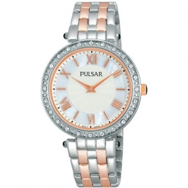 Ladies' Two Tone Watch PM2109X1