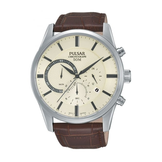 Pulsar Men's Chronograph Watch PT3737X1