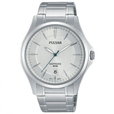 Pulsar Men's Stainless Steel Watch PS9383X1