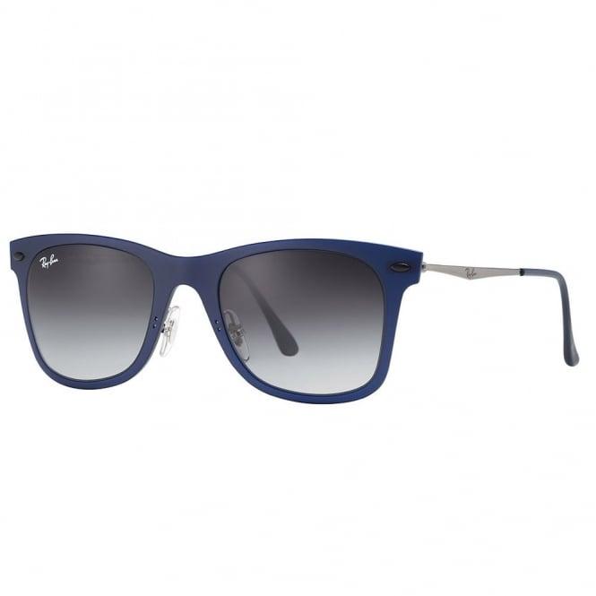 bbd60f36d4c Blue Wayfarer Light Ray RB4210 895 8G 50 - Sunglasses from Hillier ...
