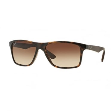 Brown Gradient Sunglasses RB4234 620513 58