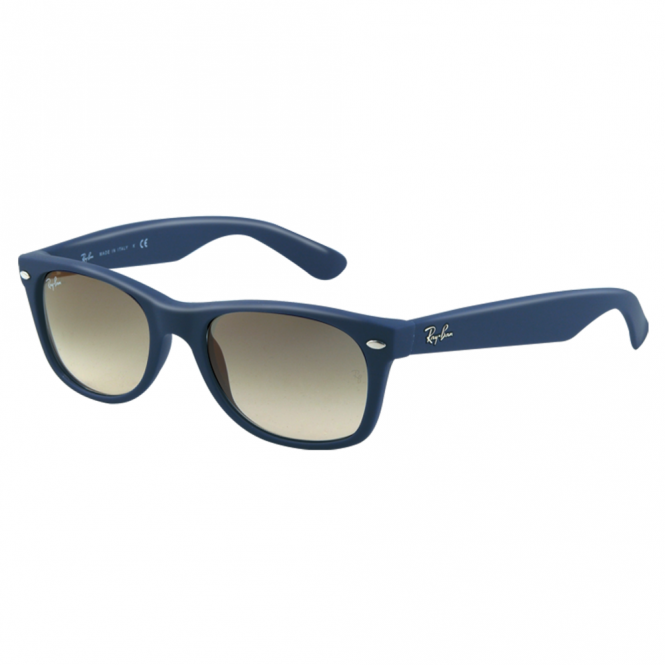 Dark Blue New Wayfarer Sunglasses RB2132 811/32 55