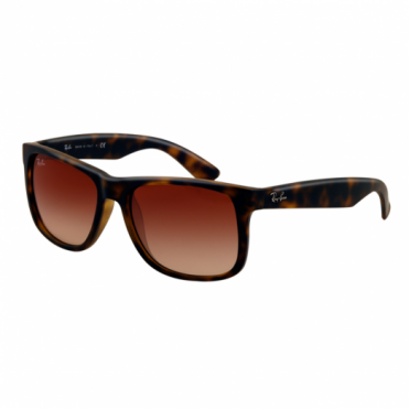 Ray-Ban Havana Justin Sunglasses RB4165 710/13 55