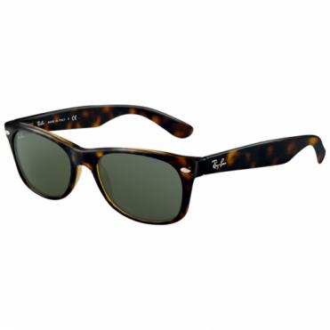 Ray-Ban Havana New Wayfarer Sunglasses RB2132 902/58 55