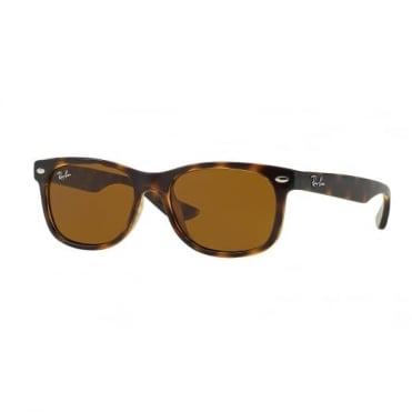 Ray-Ban Junior Tortoise New Wayfarer Sunglasses RJ9052S 152/3 47