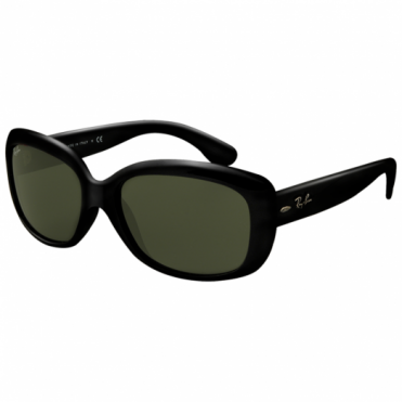Polished Black Jackie Ohh Sunglasses RB4101 601 58