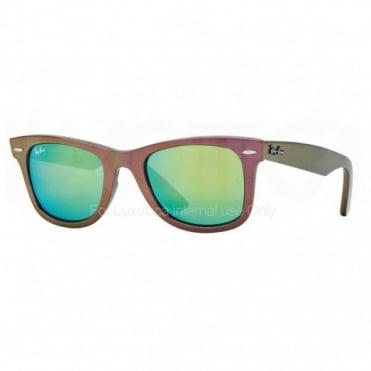 Ray-Ban Wayfarer Cosmo Sunglasses RB2140 611019 50