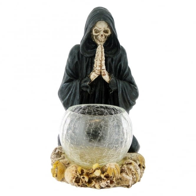 Reapers Prayer Candle Holder U0053A3