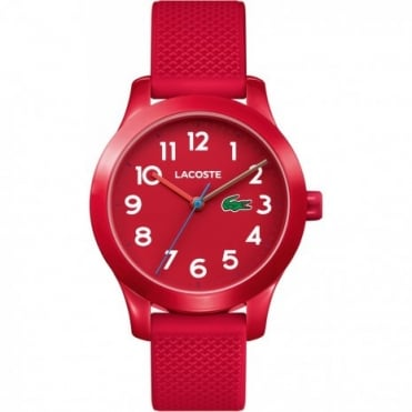 Red Rubber Watch 2030004