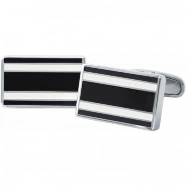 S/Steel Flag Cufflinks 2700669