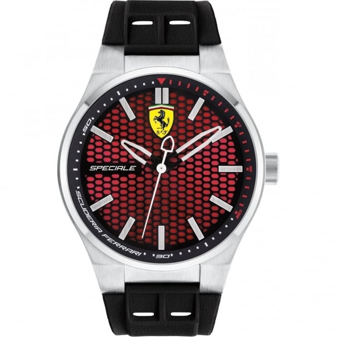 Men's Rubber Strap Speciale Watch 0830353