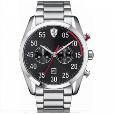 Scuderia Ferrari Men's Stainless Steel D50 Watch 0830176