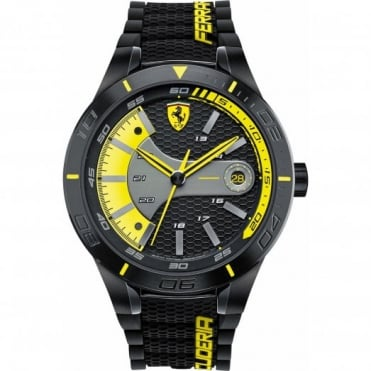 Scuderia Ferrari Men's Stainless Steel Watch 0830266
