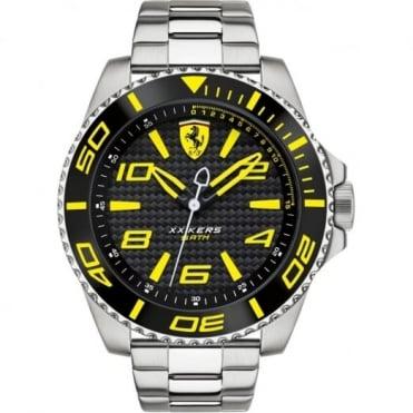 Scuderia Ferrari Men's Stainless Steel XX Kers Watch 0830330