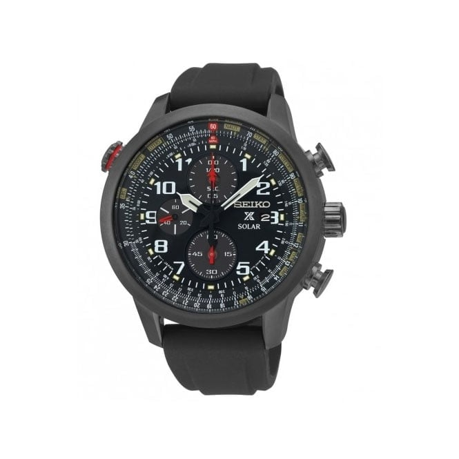 Seiko Gens' Prospex Solar Chronograph Watch SSC371P9