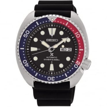 Seiko Gent's S/Steel Automatic Prospex Turtle Watch SRP779K1
