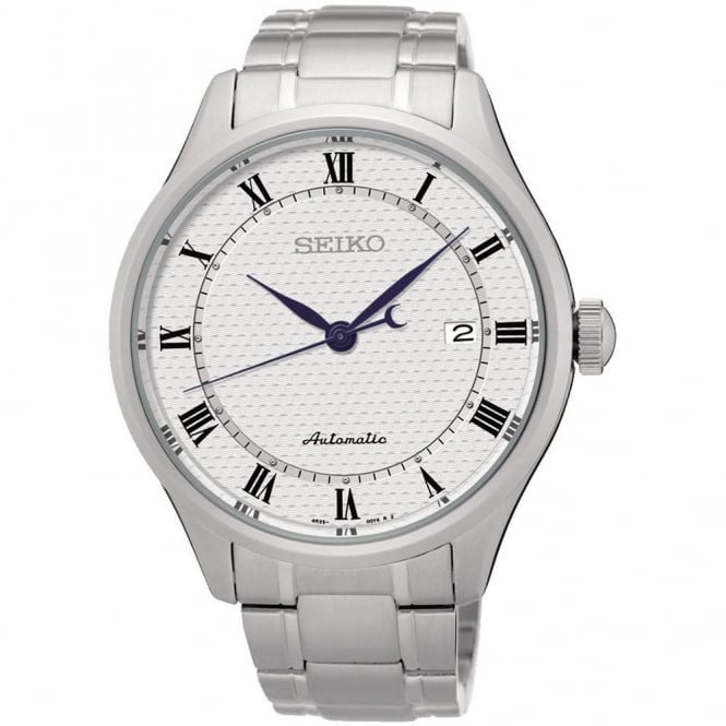 Seiko Gent's S/Steel Automatic Watch SRP767K1
