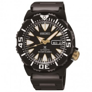 Gent's S/Steel Prospex Automatic Watch SRP583K1