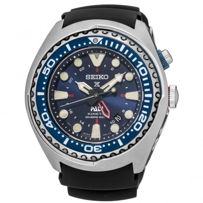 Prospex PADI Kinetic GMT Diver Watch SUN065P1