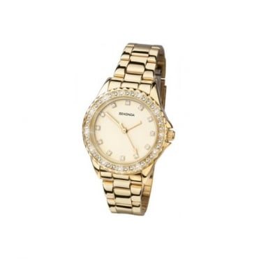 Sekonda Editions Ladies Gold Plate Editions Watch 4251