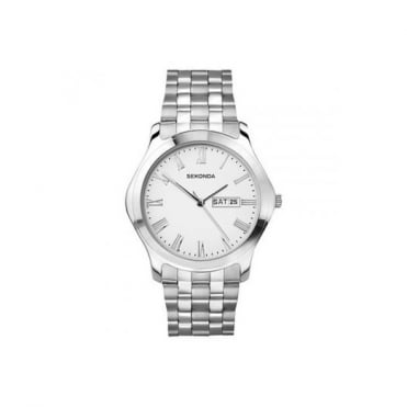 Sekonda Gent's Stainless Steel Watch 3447