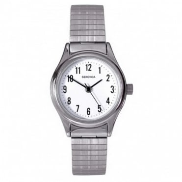 Sekonda Ladies S/Steel Expanding Watch 4601