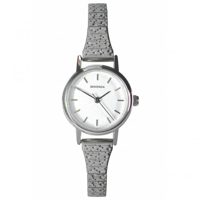 Ladies' S/Steel Expanding Watch 4676