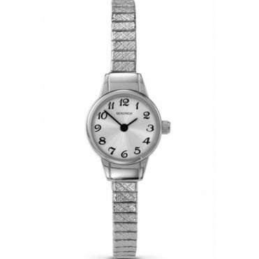 Ladies' Stainless Steel Expandable Watch 4472