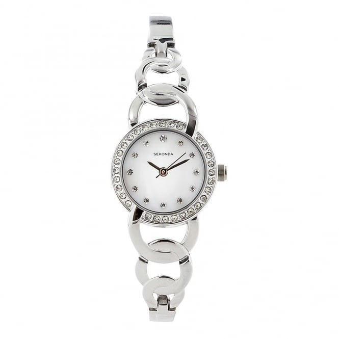 Ladies' Stainless Steel Watch 4463