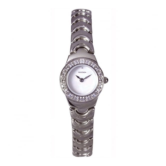 Sekonda Ladies' Stainless Steel Watch 4815