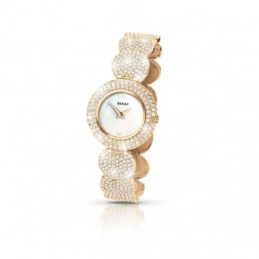 Seksy By Sekonda Ladies Gold Elegance Watch 4857