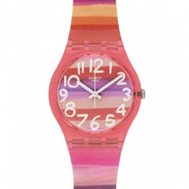 Swatch Ladies Astible Watch GP140