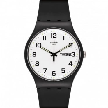Swatch Unisex Twice Again Watch SUOB705