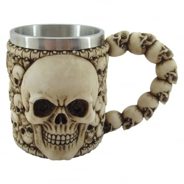 Tankards Of Skulls AL50178