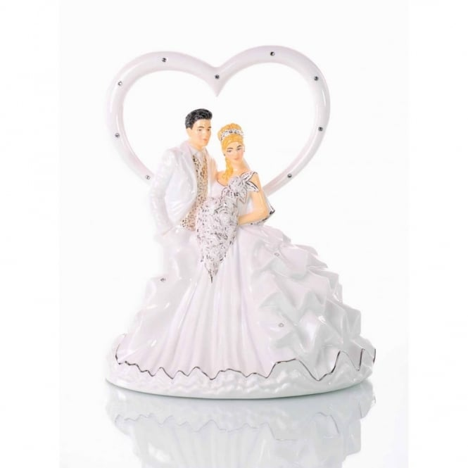 Always & Forever Blonde Bride Figurine ELGETH06101