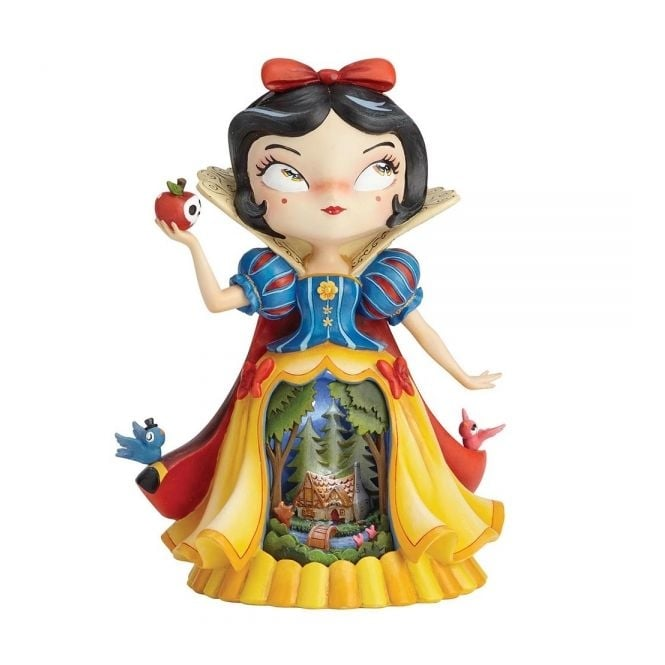 The World of Miss Mindy Show White Figurine 4058885