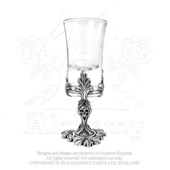 The Wormwood Tree Absinthe Shot Glass ACWT9