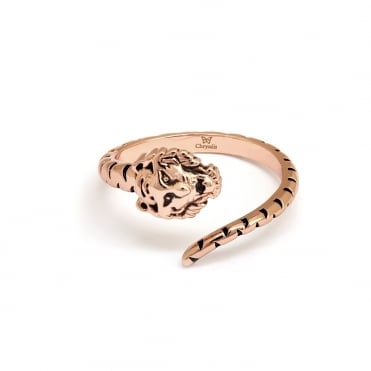 Tiger Gold Plated Ring CRRT0506AR