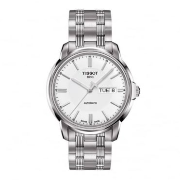 watch tissot tosset boulevard watches diamonds titanium powermatic
