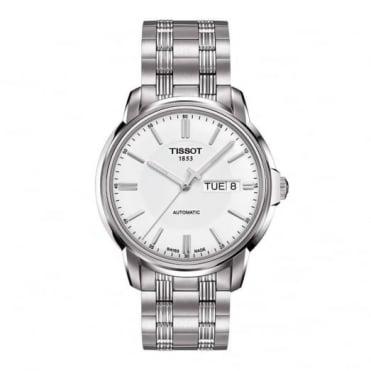 Tissot Gent's S/Steel Automatic lll Watch T0654301103100