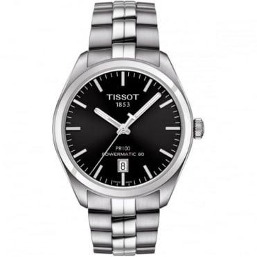 Tissot Gent's S/Steel PR100 Powermatic 80 Watch T1014071105100