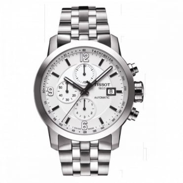 Tissot Gents S/Steel PRC 200 P80 Watch T0554271101700