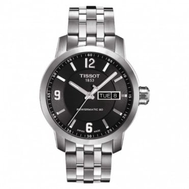 Tissot Gents S/Steel PRC 200 P80 Watch T0554301105700
