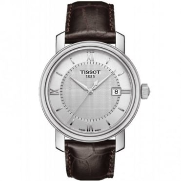 Tissot Gents S/Steel T-Classic Bridgeport Watch T097.410.16.038.00
